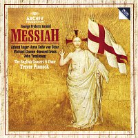 Arleen Augér, Anne Sofie von Otter, Michael Chance, Howard Crook, John Tomlinson – Handel: Messiah