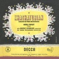 Moura Lympany, London Philharmonic Orchestra, Anatole Fistoulari, Jean Martinon – Khachaturian: Piano Concerto / Saint-Saens: Piano Concerto No. 2