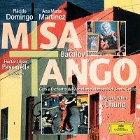 Ana María Martínez, Placido Domingo, Héctor Ulises Passarella, Luis Bacalov – Bacalov: Misa Tango; Tangosaín / Piazzolla: Adiós Nonino; Libertango
