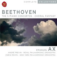Emanuel Ax, Ludwig van Beethoven, André Previn, Royal Philharmonic Orchestra – Beethoven, Piano Concertos 1-5; Choral Fantasia