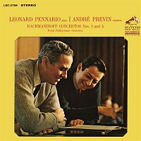 Leonard Pennario, André Previn, Sergei Rachmaninoff, Royal Philharmonic Orchestra – Rachmaninoff: Piano Concerto No. 1 in F-Sharp Minor, Op. 1 & Piano Concerto No. 4 in G Minor, Op. 40
