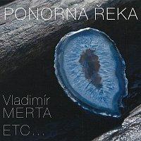 Přední strana obalu CD Ponorná řeka