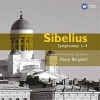 Paavo Berglund, Helsinki Philharmonic Orchestra – Sibelius: Symphony Nos 1-4