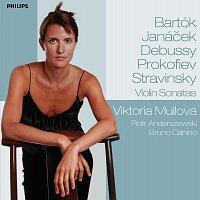 Viktoria Mullova, Piotr Anderszewski, Bruno Canino – 20th Century Violin Sonatas