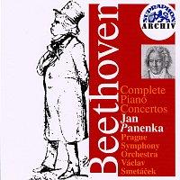 Jan Panenka – Beethoven : Koncerty pro klavír a orchestr