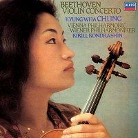 Kyung Wha Chung, Wiener Philharmoniker, Kirill Kondrashin – Beethoven: Violin Concerto