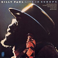 Billy Paul – Live In Europe