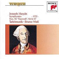 Bruno Weil, Tafelmusik – Haydn: Symphonies Hob. I: 45, 46 & 47