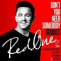 Redone, Enrique Iglesias, Serayah, Shaggy, R.City – Don't You Need Somebody (feat. Enrique Iglesias, R. City, Serayah & Shaggy) [Remixes]