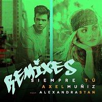 Přední strana obalu CD Siempre Tú (feat. Alexandra Stan) [Remixes]