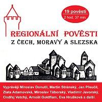 Různí interpreti – Regionální pověsti z Čech, Moravy a Slezska CD-MP3