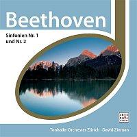 David Zinman – Beethoven: Sinfonie Nr. 1 & 2