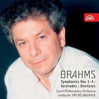 Česká filharmonie, Jiří Bělohlávek – Brahms: Symfonie č. 1 - 4, Serenády, předehry