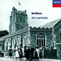 Sir Peter Pears, Benjamin Britten – Britten: The Canticles; A Birthday Hansel / Purcell: Sweeter than Roses...............................................