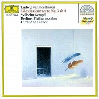 Berliner Philharmoniker, Ferdinand Leitner – Beethoven: Piano Concertos Nos.3 & 4