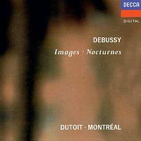 Charles Dutoit, Orchestre Symphonique de Montréal – Debussy: Images; Nocturnes