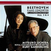 Mitsuko Uchida, Royal Concertgebouw Orchestra, Kurt Sanderling – Beethoven: Piano Concertos Nos. 3 & 4