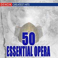 Přední strana obalu CD 50 Essential Opera