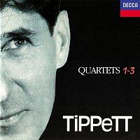 The Lindsays – Tippett: String Quartets Nos. 1-3