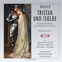 Chor der Metropolitan Opera, Orchester der Metropolitan Opera, Joseph Rosenstock, Birgit Nilsson, Karl Liebl, Walter Cassel, Irene Dalis, Jerome Hines, Calvin Marsh, Charles Anthony, Paul Franke, Louis Sgarbo – Richard Wagner: Tristan und Isolde