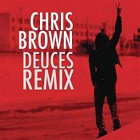 Chris Brown, Drake, Kanye West – Deuces Remix