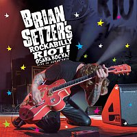 Brian Setzer – Nothing Is A Sure Thing (LIve)