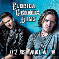 Přední strana obalu CD It'z Just What We Do [EP]