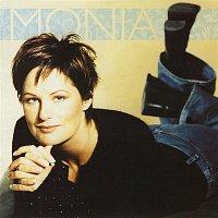 Přední strana obalu CD Monia