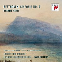 James Gaffigan, Ludwig van Beethoven, Luzerner Sinfonieorchester – Beethoven: Symphony No. 9 & Brahms: Nanie