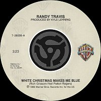 Randy Travis – White Christmas Makes Me Blue / Pretty Paper [Digital 45]