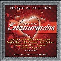 Various Artists.. – Tesoros De Colección - Solo Para Enamorados
