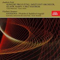 Feld, Sommer: Koncert pro flétnu a orchestr, Antigona