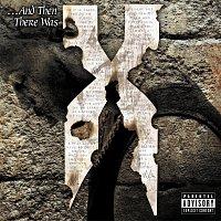 Přední strana obalu CD ...And Then There Was X