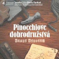 Boris Farkaš – Pinocchiove dobrodružstvá