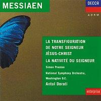 Přední strana obalu CD Messiaen: La Nativité du Seigneur;  La Tranfiguration de Notre Seigneur Jésus Christ [CD 2 of 2]