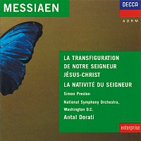 Yvonne Loriod, National Symphony Orchestra Washington, Westminster Symphonic Choir – Messiaen: La Nativité du Seigneur;  La Tranfiguration de Notre Seigneur Jésus Christ [CD 2 of 2]