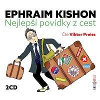 Viktor Preiss – Kishon: Nejlepší povídky z cest