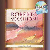 Přední strana obalu CD Roberto Vecchioni DOC