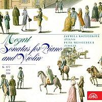 Jarmila Kozderková, Petr Messiereur – Mozart: Sonáty pro housle a klavír