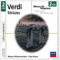 Přední strana obalu CD Verdi: Requiem / R. Strauss: Tod und Verklarung [Eloquence]