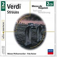 Verdi: Requiem / R. Strauss: Tod und Verklarung [Eloquence]