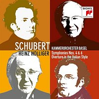 Kammerorchester Basel & Heinz Holliger – Schubert: Symphonies Nos. 4 & 6