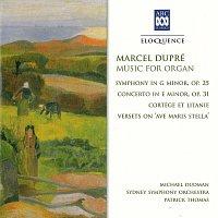 Sydney Symphony Orchestra, Patrick Thomas, Michael Dudman – Marcel Dupré: Music For Organ