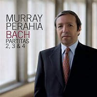 Murray Perahia, Johann Sebastian Bach – Bach: Partitas Nos. 2, 3 & 4