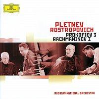 Mikhail Pletnev, Russian National Orchestra, Mstislav Rostropovich – Rachmaninov: Piano Concerto No.3 / Prokofiev: Piano Concerto No.3