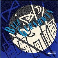 Přední strana obalu CD Blue Gershwin