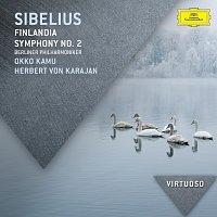 Berliner Philharmoniker, Okku Kamu, Herbert von Karajan – Sibelius: Finlandia; Symphony No.2