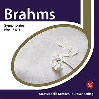 Kurt Sanderling – Brahms: Symphonies Nos. 2 & 3