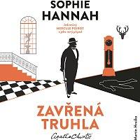 Martin Hruška – Zavřená truhla - Jedinečný Hercule Poirot a jeho nový případ (MP3-CD)
