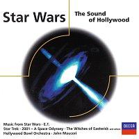 Přední strana obalu CD Star Wars - The Sound of Hollywood